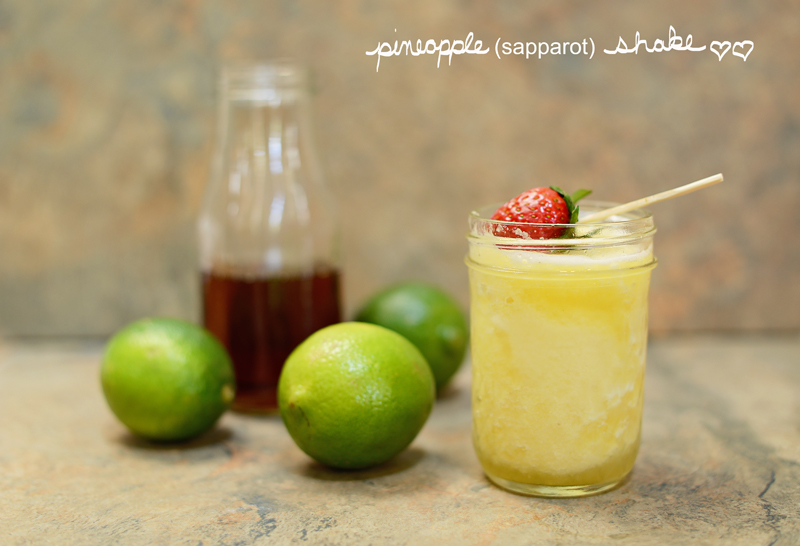 pineapple shake-web
