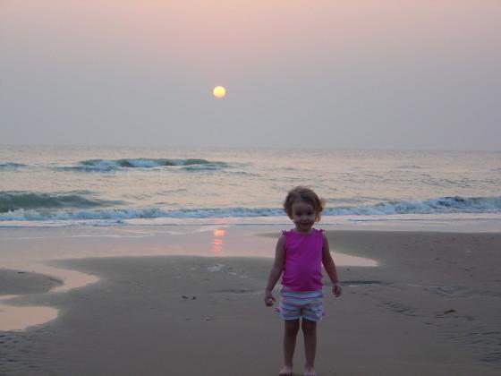 G on beach 10