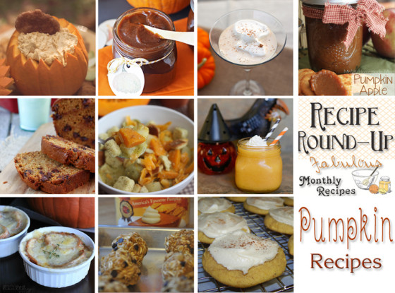 oct recipe roundup